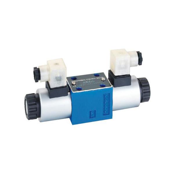 Rexroth 4WE6 hydraulic solenoid valve
