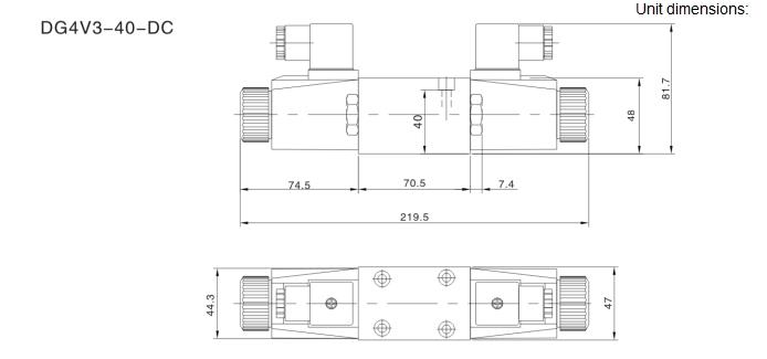 DG4V-3-40,DG4V3,DG4V 3,DG4V