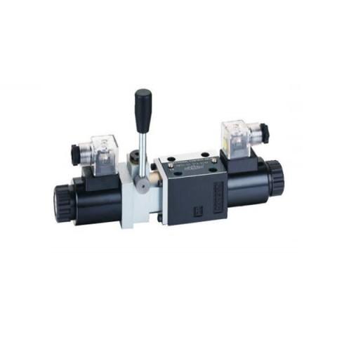 DMSG YUKEN hydraulic solenoid valve