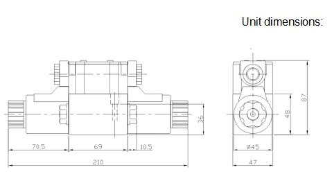 DSG-01,DSG 02,Yuken DSG-01,Yuken valve DSG-01