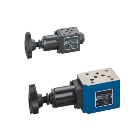 ZDR-30 hydraulic system relief valve