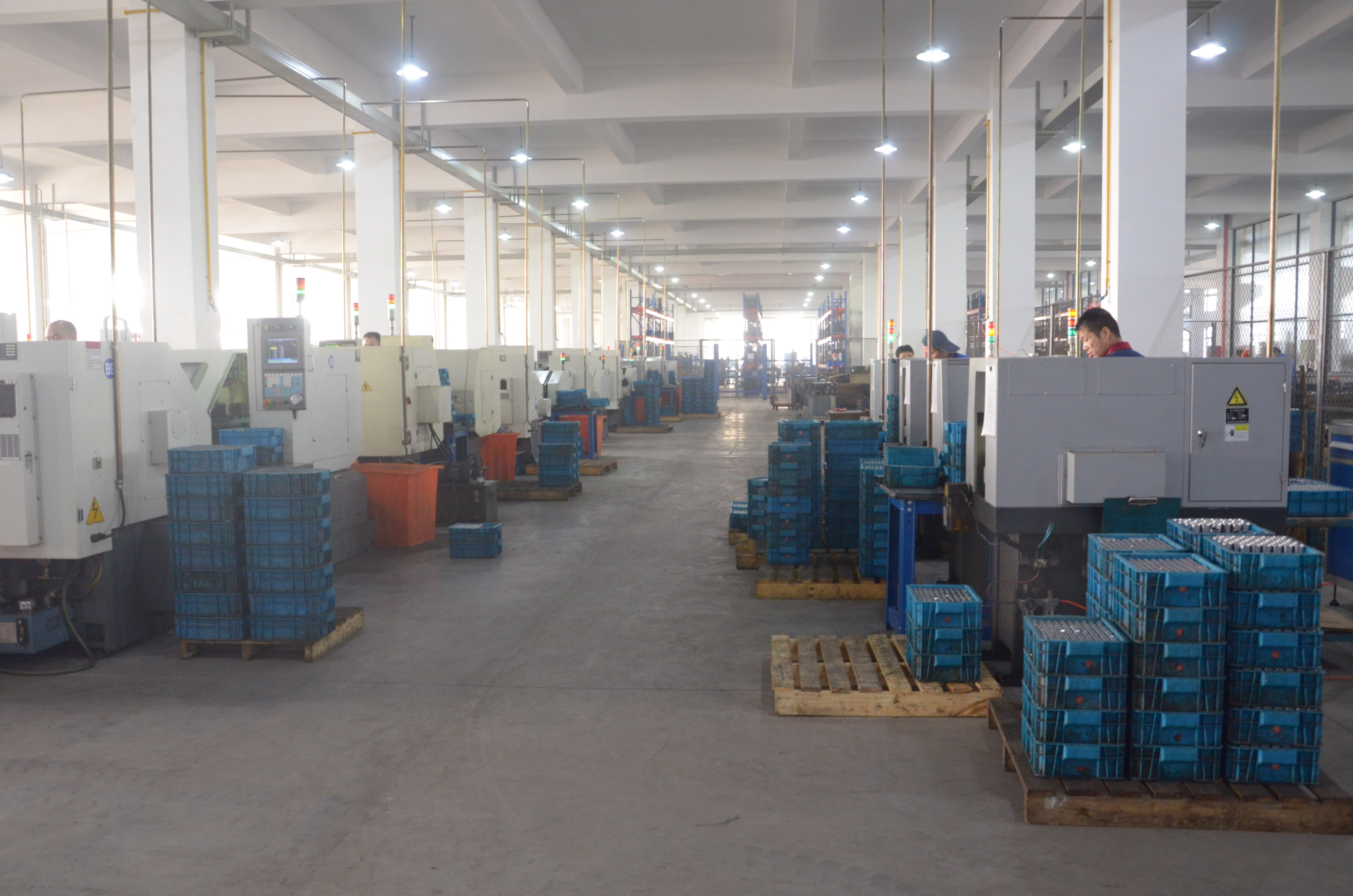 hydraulic-valve-core-roughing-production-and-coil-magnetic-sleeve-processing
